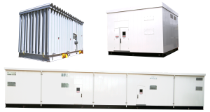 Electrical Equipment Rooms